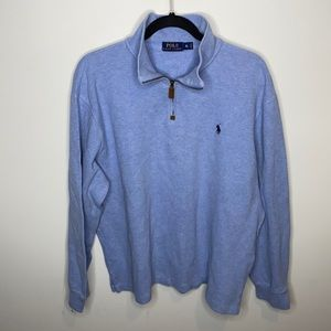 Polo By Ralph Lauren Sweater, 1/4 Zip Pullover
